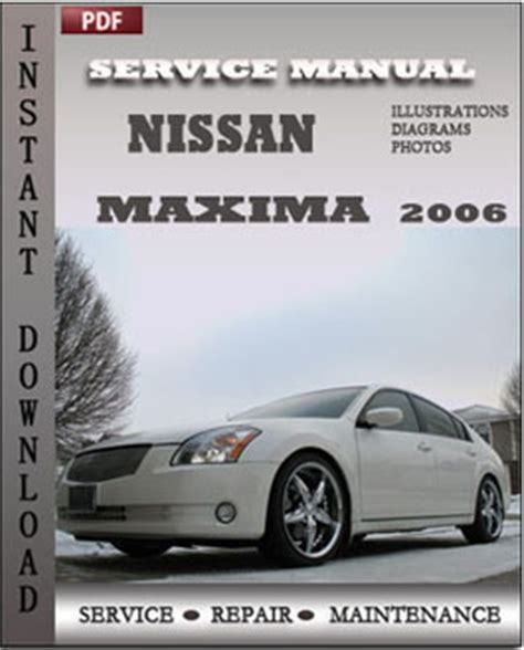2006 nissan maxima service manual download fandeluxe Image collections