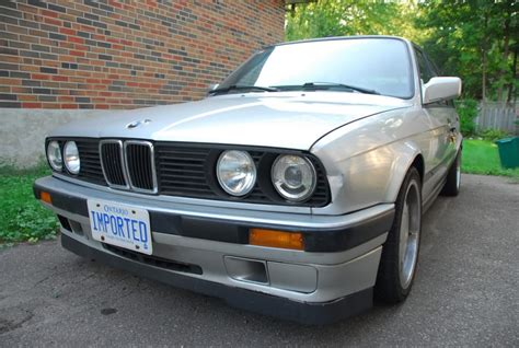 1991 Bmw 325i For Sale 1991 Bmw 325i Touring For Sale In Canada German Cars For