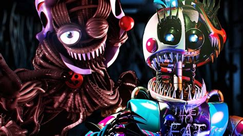 five nights at freddy s fan games five nights at freddy s 6 sister location 2 gameplay