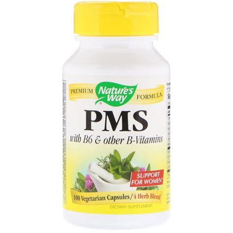 nature   pms     vitamins  vegetarian