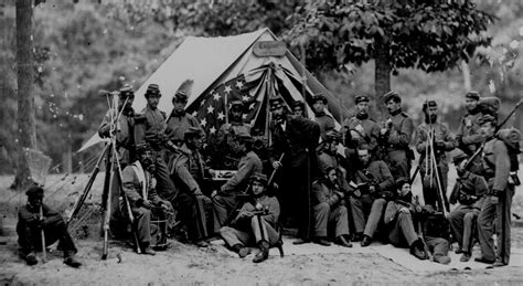 In The Civil War writings on the american civil war