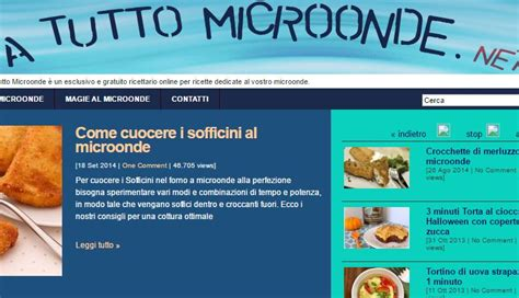 siti di cucina i 10 migliori siti di cucina italiani burrofuso
