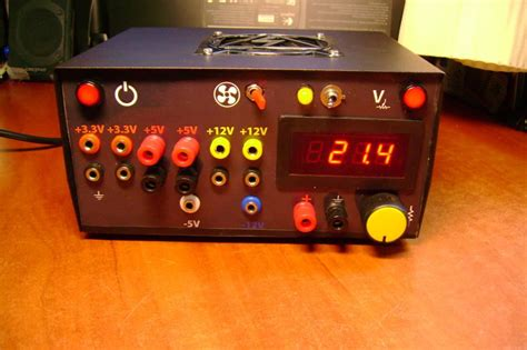 Modification Atx Power Supply by Pc Power Supply Modification Atx Psu Hack With Regulated