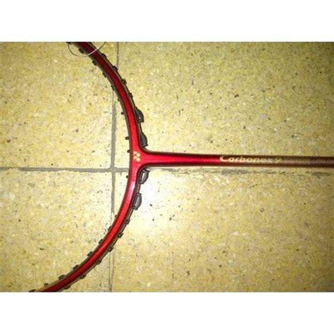 Harga Raket Carbonex by Jual Raket Badminton Yonex Carbonex 9 Tour Bonus