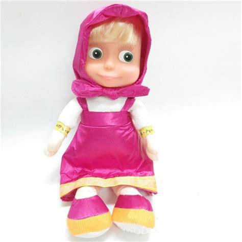 imagenes de muñecas japonesas animadas 29 cm masha y el oso de juguete mu 241 eca de rusia lenguaje