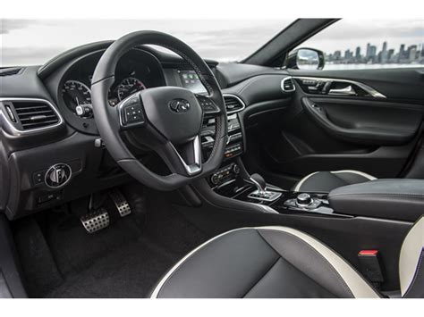 infiniti qx30 interior infiniti qx30 prices reviews and pictures u s