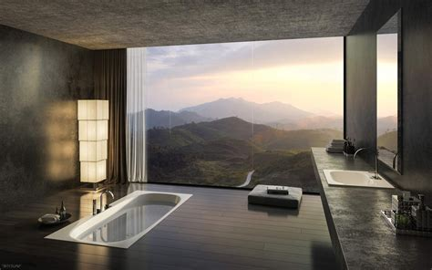 Luxury Modern Bathrooms by 40 Stunning Luxury Bathrooms With Views