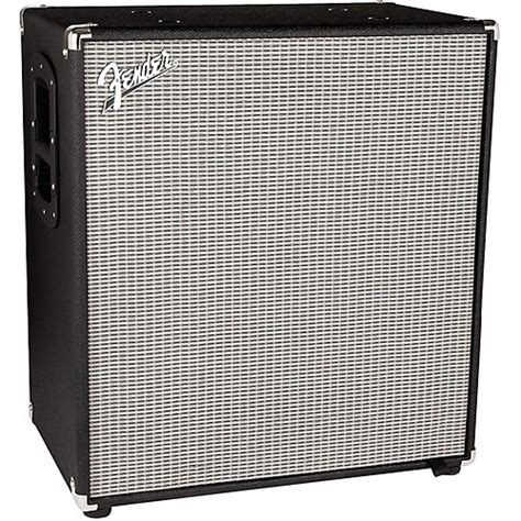 fender rumble bass cabinet fender rumble 410 1000w 4x10 bass speaker cabinet