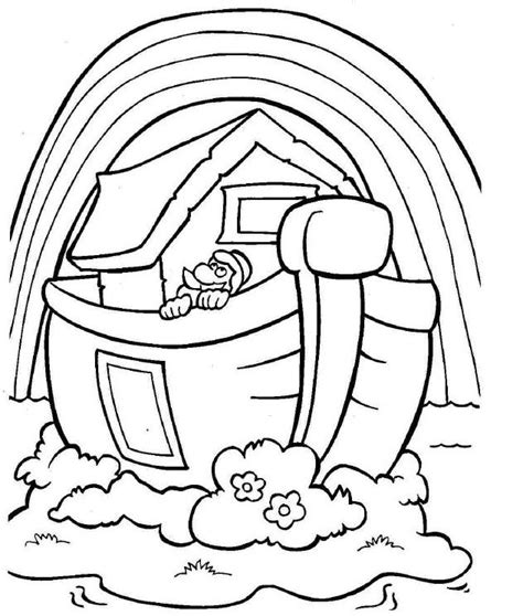 what color was noah free coloring pages of noah