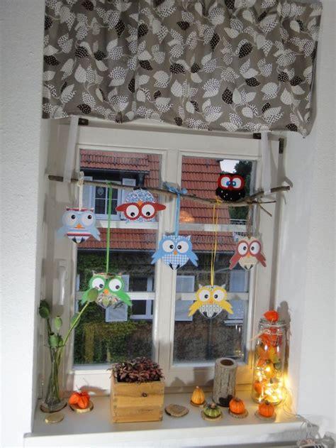 Fensterdekoration Weihnachten Mit Vorlagebö by 1000 Ideen Zu Fensterbilder Herbst Auf