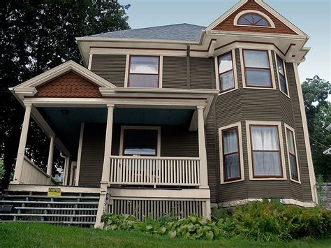 Italianate Victorian House Plans Victorian House Color Schemes Exterior Dark House Style