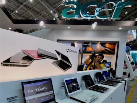 Laptop Acer Taiwan taiwan acer s 2009 profit 3 54 percent