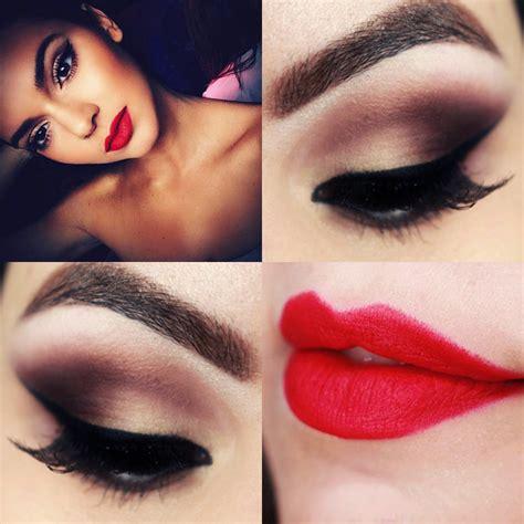 tutorial makeup kendall jenner tutorial maquiagem inspirada em kendall jenner 187 pausa