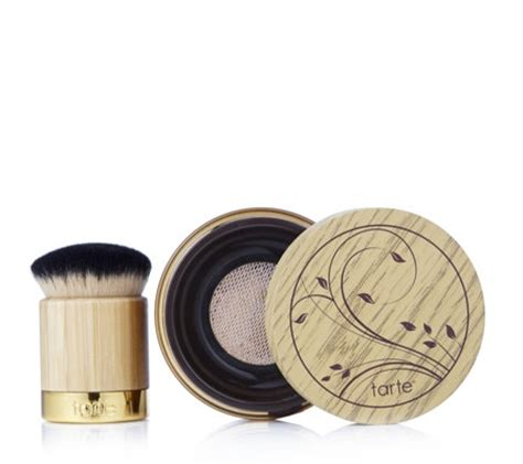 Sold New Tarte Unstoppable Clay Amazonian Blush Powder tarte amazonian clay cover airbrush powder foundation
