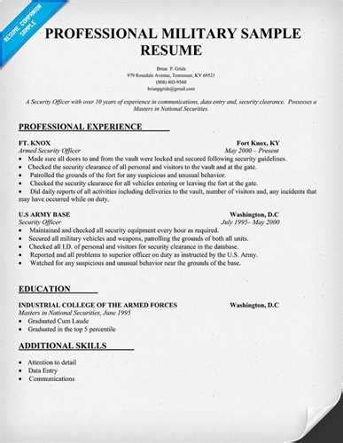 Federal Resume Writing For Veterans by Resume Writers Transition Resumes