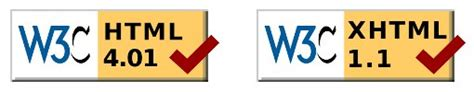 html validation w3c get these free w3c validation badges to proudly display on