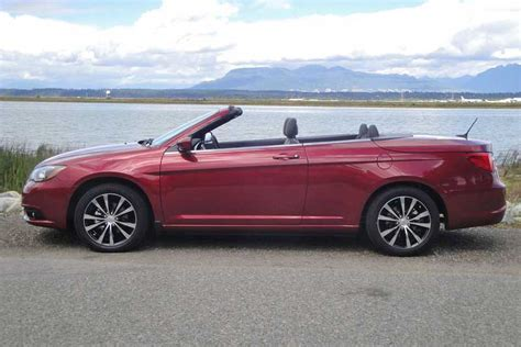 Used Chrysler 200 Convertible by 2012 Chrysler 200 Convertible Autos Ca
