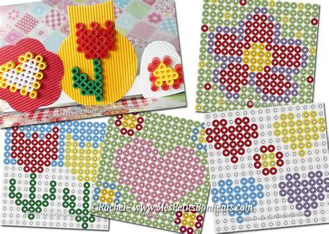 Perles Hama à repasser   Modèles simples ou en 3D   Mes Petits Bonheurs