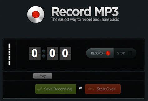format audio enregistrement 5 services gratuits pour cr 233 er et partager un