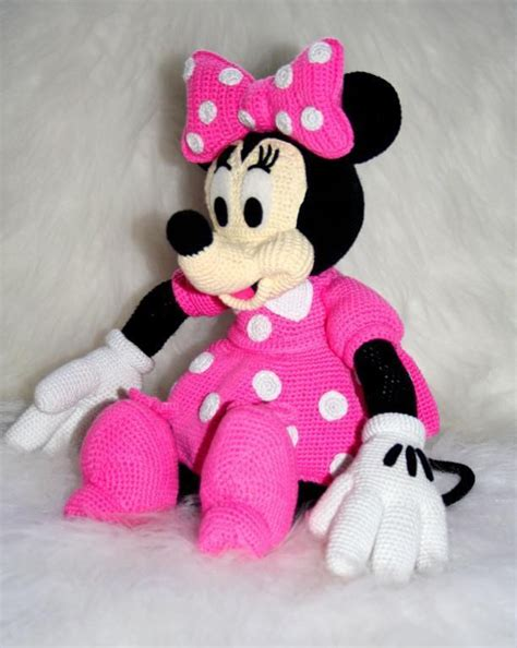 minnie mouse doll knitting pattern minnie mouse amigurumi crochet pictures photos and