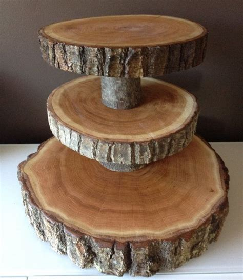 wood cake stand 1000 ideas about wood cake stands on country