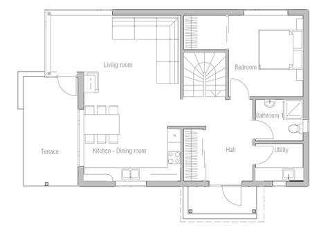 affordable house plans to build affordable home ch42 house plans and floor details house plan