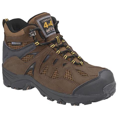 composite toe hiking boots s carolina 174 6 quot 4x4 waterproof composite toe low