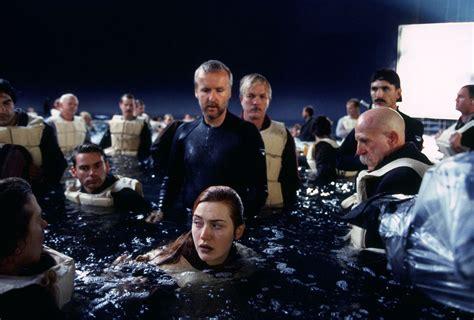 foto foto dibalik layar pembuatan film titanic story of titanic news ultimate titanic