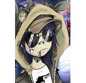 Gorillaz Wallpaper Noodle  Galleryhipcom The Hippest Galleries