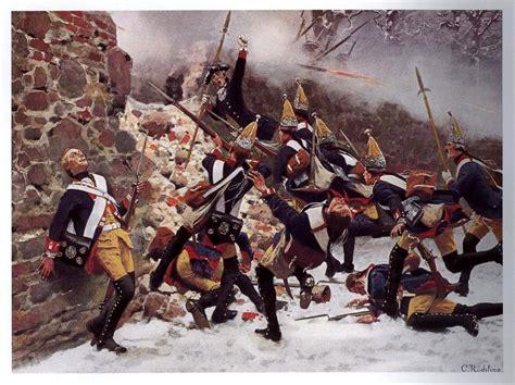 siege army prussian army