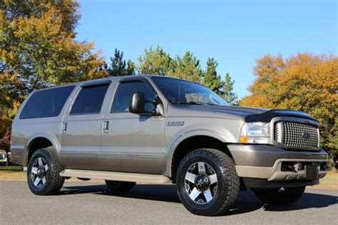 2003 ford excursion limited find used 2003 ford excursion limited diesel in cranbury