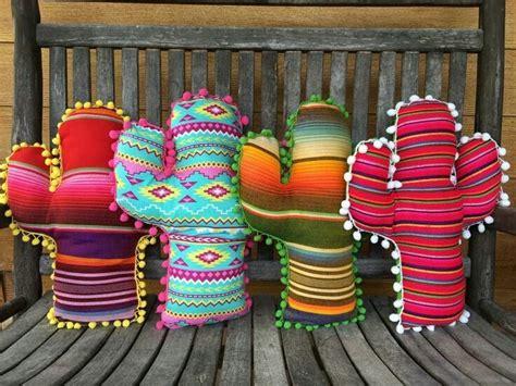 almohadas mexicanas las 25 mejores ideas sobre cactus mexicano en pinterest
