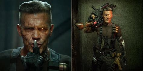 who plays cable in deadpool 2 shares look at cable in deadpool 2