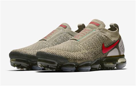 new year vapormax release date nike air vapormax moc 2 neutral olive ah7006 200 sneaker