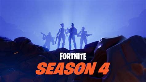 when fortnite season 4 start fortnite servers new location details and when