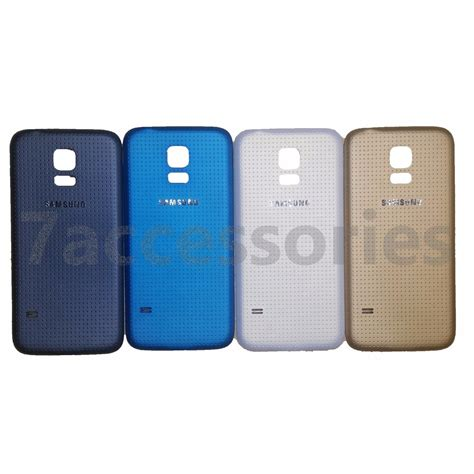 Battery 2p Fa Samsung Galaxy S5 original oem battery back door cover for samsung galaxy series replacement ebay
