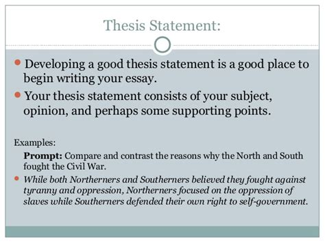 thesis statement translation writing thesis statements for comparative essays writing