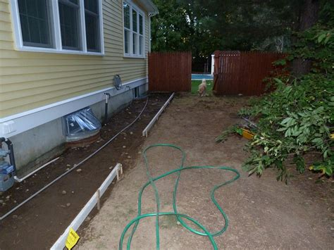 how to stop water from entering basement how can i stop a water leak in my basement home improvement stack exchange