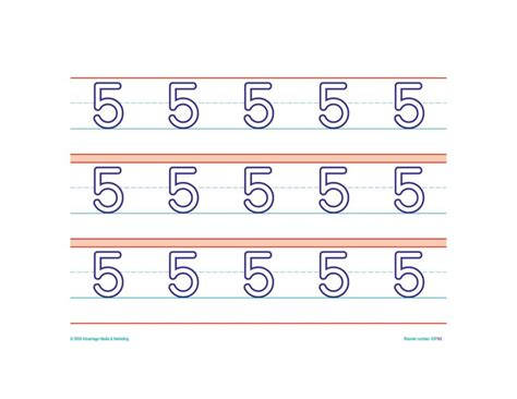 for writing numbers in papers handwriting readiness raised line numbers makes it a