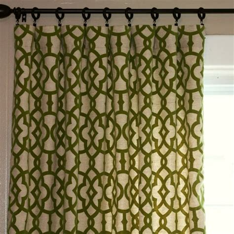 Grey Trellis Curtains Handmade Magnolia Emory Geometric Lattice Trellis Fretwork Custom Curtains Grey Gray Pewter 96l