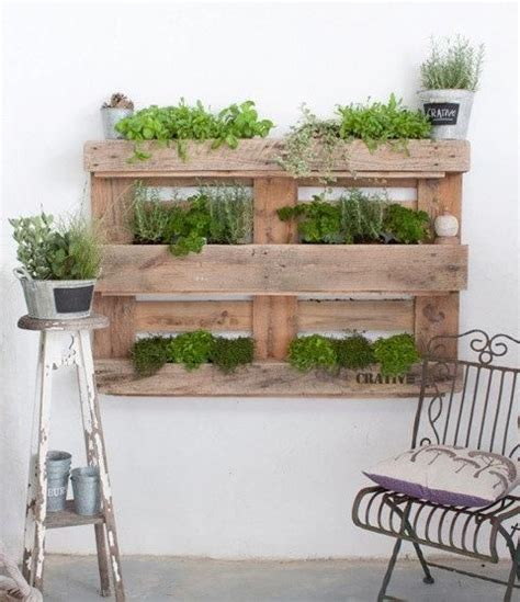 reclaimed wood herb planter rustic herb by romanreclamation vertical herb garden rustic style upcycled reclaimed