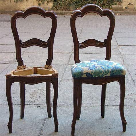 restauro sedie imbottite parolini tende