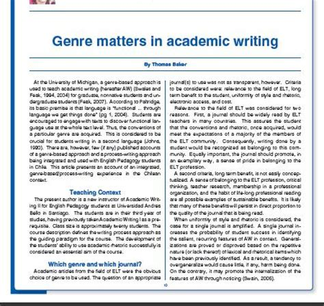 how to write a genre analysis paper college essays college application essays genre