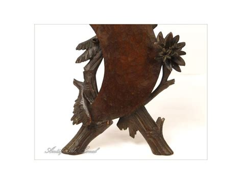 eagle home decor easel black forest decor eagle edelweiss 19th