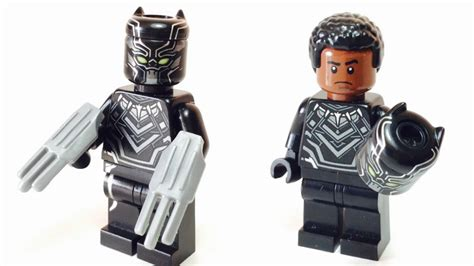 Lego Minifigure Black Panther black panther lego minifigure review
