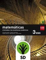 libro matemticas enseanzas acadmicas serie smconectados herramientas recursos didcticos y servicios educativos para profesores