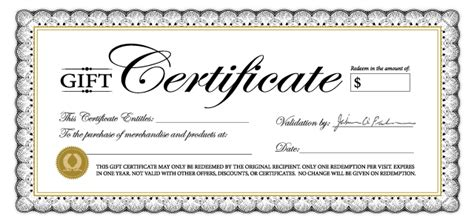 web design certificate new jersey gift certificate meta search