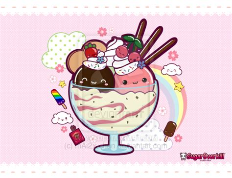 kawaii pictures: kawaii food 4