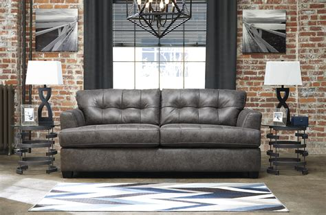 buy inmon navy living room set by signature design from 6580738 signature design by ashley inmon inmon charcoal