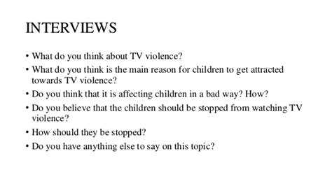 Children And Tv Violence Essays by Essay On Tv Violence Effect On Children Myteacherpages X